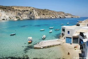 Read more about the article Milos: Unique stays at a fisherman's house